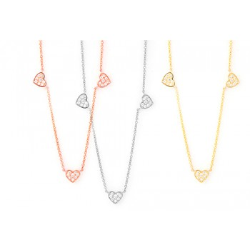 Three's a Charm Necklace