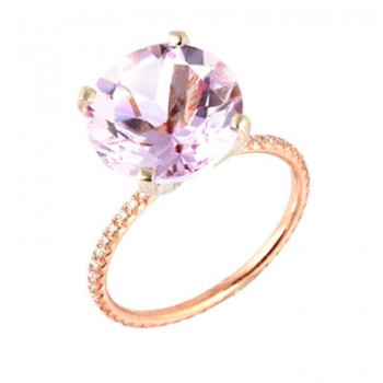 Purple Candy Ring